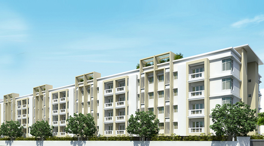 Apartments in Karapakkam
