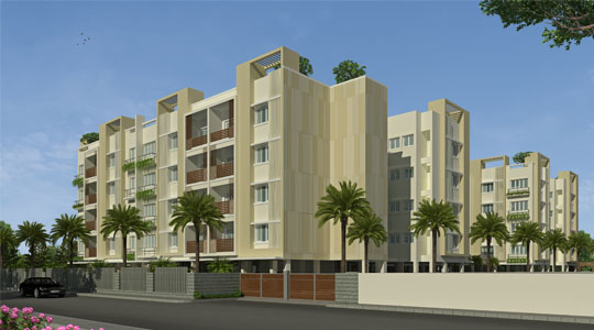 Flats in Thoraipakkam