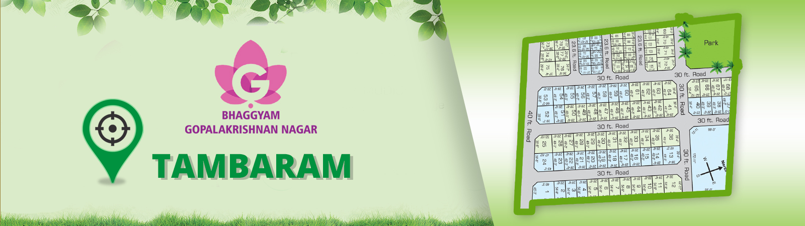 Plots in Tambaram Mudichur Road